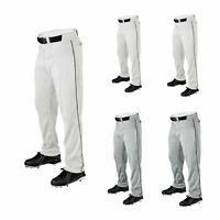 Wilson Men's Adult Baseball Pants Relaxed Fit With Piping