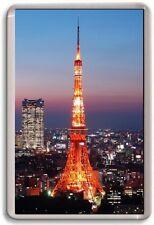 FRIDGE MAGNET - TOKYO TOWER - Large Jumbo - Japan