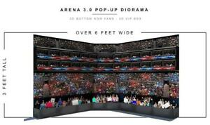 Arena (3.0) 1/12 Scale Pop-Up Diorama BY EXTREME-SETS INC new