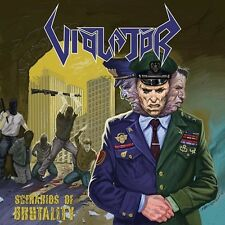 Violator - Scenarios of Brutality LP - Thrash Metal SEALED NEW COPY