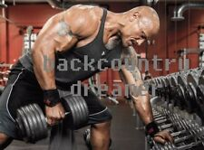 DWAYNE THE ROCK JOHNSON Poster Celebrity Hollywood Hot Sexy Poster [36 x 24] 6
