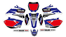 5377 YAMAHA YZF 250 450 2006 2007 2008 2009 DECALS STICKERS GRAPHICS KIT