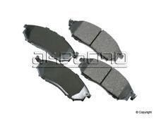 Akebono ProACT Disc Brake Pad fits 2006-2008 Nissan 350Z  MFG NUMBER CATALOG