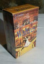 The Great Vienna Waltzes 2 cassettes Strauss Waldteufel Komzak