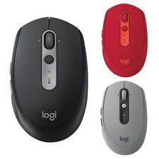 Logitech M590 Wireless Bluetooth Mute Mouse 1000DPI Optical Silent Computer Mice