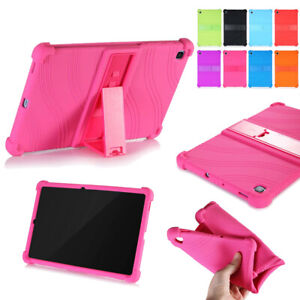 Kids Silicon Case For Samsung Galaxy Tab S6 Lite 10.4 Inch 2020 P610 P615 Cover