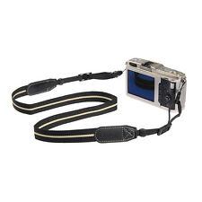 Single Camera Shoulder Neck Belt Strap For SLR DSLR Canon Nikon Sony Panasonic