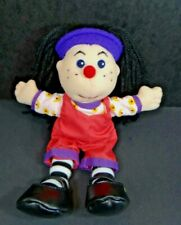 """The Big Comfy Couch Loonette Plush Doll 10"""" 2002"""