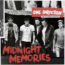 Midnight Memories: Deluxe Edition - One Direction (2013, CD NEU)