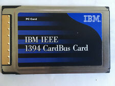 Ibm Ieee 1394 CardBus card untested