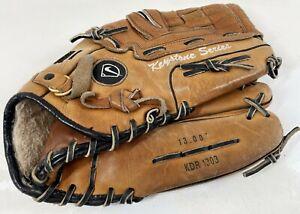 "NIKE Diamond Ready KDR 1303 Right RHT 13"" Leather Keystone Series Baseball Mitt"