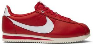 Nike Classic Cortez QS Stranger Things Red White Shoes CK1907-600  Men's size 15