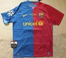 Maglia Barcellona Finale 2009 - Calcio Vintage Retro Messi Barcelona Final
