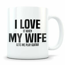 New ListingGuitar Gift Guitar Mug Guitar Gift For Men Guitar Gift For Husband Acoustic