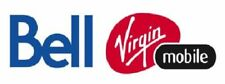 BELL VIRGIN BLACKBERRY Z10 Z30 Q5 Q10 PRIV MOTION PASSPORT CLASSIC UNLOCK CODE