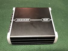 KICKER DXA250.1 Car Audio Mono Class D DX SERIES Subwoofer Amplifier 250W RMS