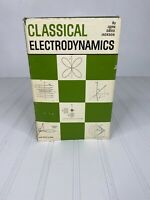 Classical Electrodynamics by Jackson, John David / 1962 edition / Hardcover