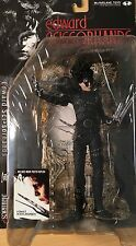 McFarlane Toys Movie Maniacs Series 3 Edward Scissorhands Johnny Depp New 2000