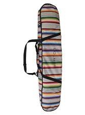 Burton Board Sack - Snowboard Bag - Bright Sinola Stripe