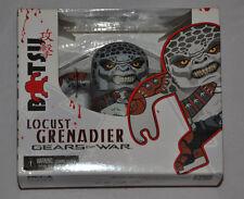 New! RARE NECA GEARS OF WAR Batsu LOCUS GRENADIER gow INBOX!