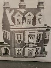 Dept 56 Dickens Dursley Manor. NIB .