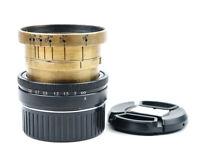 Hugo meyer kino-plasmat 42mm f/1.5 to Leica M10 M240P M9 Cover Full Frame