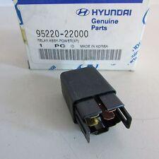 Rele di controllo 9522022000 Hyundai Accent Mk1 1995-1999 nuovo (9809 4-2-B-4b)
