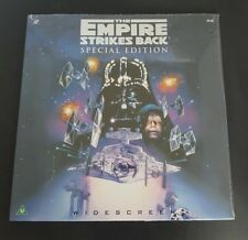 Star Wars The Empire Strikes Back, special ed, laserdisc produced 1997 sealed
