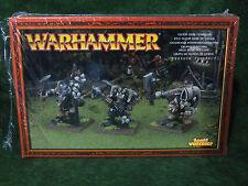 Warhammer Beastmen OOP Chaos Ogre Command x3 miniatures