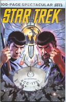 Star Trek 100 Page Spectacular Winter 2012 0 1 IDW VF NM