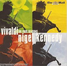 VIVALDI - The Four Seasons (Kennedy/English CO) (UK 12 Tk CD Album) (Mail OS)