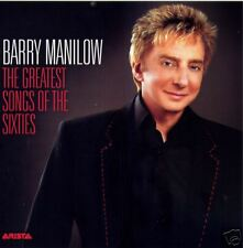 CD - BARRY MANILOW / The greatest songs of the sixties