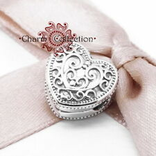 Pandora S925 Enchanted Heart Clip Bracelet Charm NEW, 797024