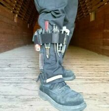 Tech,technician,Electrician,Contractor,hobby,Leg,tool,bag,box,belt,pouch,storage