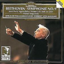 Sinfonie 9 von Dam,Herbert von Karajan,Perry,Cole,Baltsa (1993)