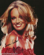 LOT OF 2 POSTERS : TV/MOVIE ACTRESS : SUSAN ANTON - RED TOP - FREE SHIP   LP51 M