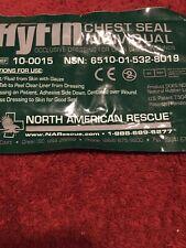 hyfin chest seal north American rescue