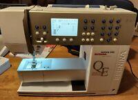 Bernina Aurora 440 QE Quilter's Edition W/BSR
