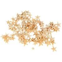Small Starfish Star Sea Shell Beach Craft 0.4 inch-1.2 inch 90 Pcs W6H3 L7M