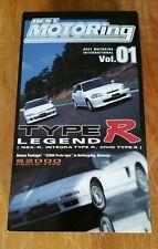 VHS Best Motoring International Vol 1 Type R Legend