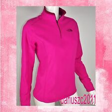 THE NORTH FACE WOMEN'S SIZE XXL  100 FLEECE GLACIER 1/4 ZIP PULLOVER JACKET