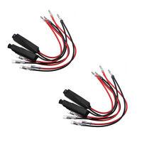 4Pcs 12V Motorcycle Turn Signal LED Load Resistor Flash Blinker Fix Error Sales