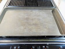 Modern Maid, Whirlpool, Caloric griddle for electric cooktop