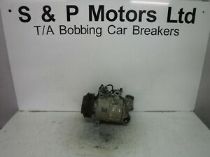 BMW F20 F21 1 Series 10-15 116i 1.6 Petrol Denso Air Conditioning Pump 9222296