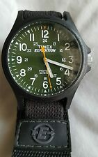 Timex Expedition Classic Analog Watch on a fabric strap - Used - Fresh Batt