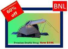 PREMIUM DOUBLE DOME SWAG 155 CM WIDE (RRP $490)