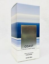 1 Bath & Body Works COAST Eau De Cologne Spray for Men edc Perfume 3.4 oz