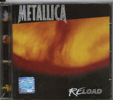= METALLICA - RELOAD /stickers from Poland/ CD