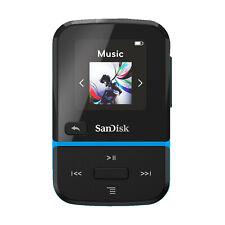 SANDISK 183557 CLIP SPORT GO 16GB BLAU