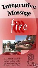 Integrative Swedish Massage Therapy Video On DVD - Fire